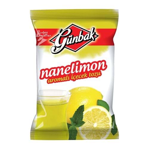 Günbak Nanelimon Aromalı İçecek Tozu 250 Gr