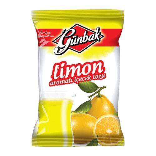 Günbak Limon Aromalı İçecek Tozu 250 Gr
