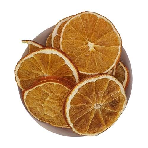 Portakal Kurusu Dilimli 1 Kg